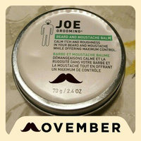 Joe Grooming Beard & Moustache Balm uploaded by Courtney w.