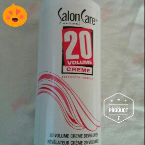 Photo of Salon Care 20 Volume Creme Developer 4 oz. uploaded by Eduardo R.
