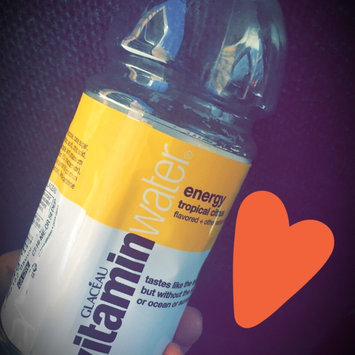 vitaminwater Energy Tropical Citrus uploaded by Julie F.