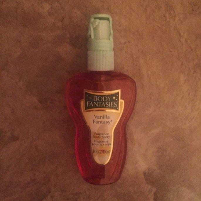 Body Fantasies Signature Vanilla Fragrance Body Spray, 8 fl oz uploaded by Miranda F.