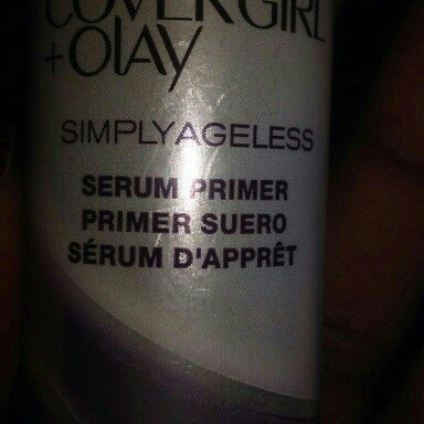 CoverGirl & Olay Simply Ageless Serum Primer uploaded by Rena M.