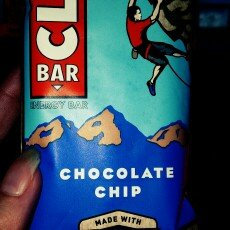 Clif Bar Chocolate Chip Energy Bar uploaded by Jessica H.