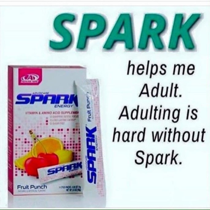 Advocare Spark Energy Drink uploaded by Heather H.