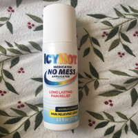 Icy Hot Medicated No Mess Applicator Maximum Strength Pain Relieving Liquid uploaded by Saori N.