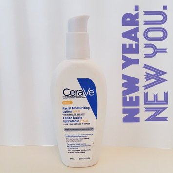 Photo of CeraVe AM Facial Moisturizing Lotion uploaded by Meghan H.