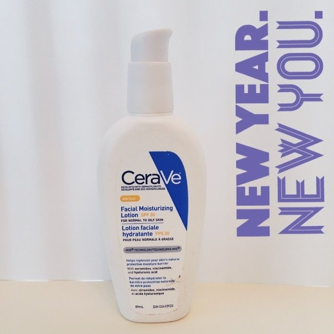 CeraVe AM Facial Moisturizing Lotion uploaded by Meghan H.