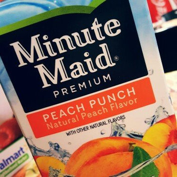 Photo of Minute Maid® Premium Peach Punch uploaded by Dani B.