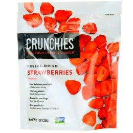 Photo of Crunchies Freeze Dried Snack Food Strawberries - 1 oz uploaded by Courtney S.