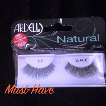 Photo of Ardell® 117 Lashes uploaded by Ambar H.