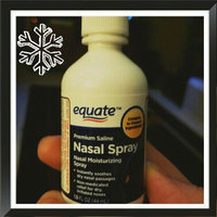 Equate - Saline Nasal Spray, 1.5 oz (Compare to Ocean Ingredients) uploaded by Jennifer S.
