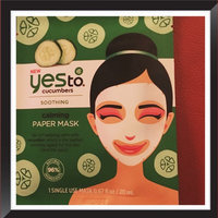 Yes To Cucumbers Soothing Calming Facial Mask uploaded by Tayelor W.