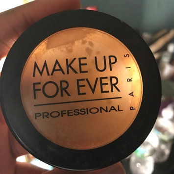 MAKE UP FOR EVER Super Matte Powder uploaded by Fatima K.