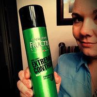 Garnier Fructis Style Extreme Hold Extreme Control Anti-Humidity Aerosol Hairspray uploaded by Sarah S.