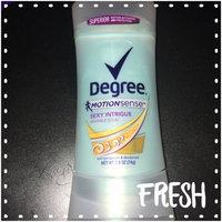 Degree Women MotionSense, Antiperspirant Deodorant, Tropical Rush, 2.6 fl oz uploaded by Jessica W.