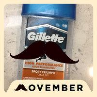 Gillette Clear Gel Power Rush Antiperspirant & Deodorant uploaded by Melissa R.