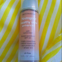 Neutrogena Healthy Skin Enhancer Tinted Moisturizer uploaded by Jules K.