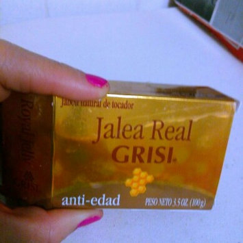 Grisi Royal Jelly Anti-Age Bar Soap, 3.5 oz uploaded by Lidia Z.