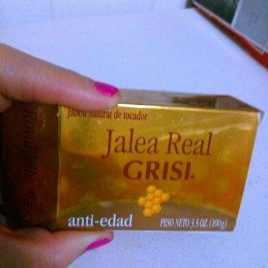 Grisi Royal Jelly Anti-Age Bar Soap, 3.5 oz uploaded by Lidia Z.