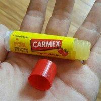 Carmex Moisturizing Lip Balm Stick SPF 15 uploaded by Dawn D.