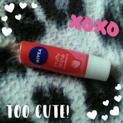 NIVEA Fruity Shine Strawberry Lip Balm uploaded by Ivana S.