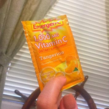Photo of Emergen-C 1,000 mg Vitamin C Tangerine uploaded by Stephanie G.