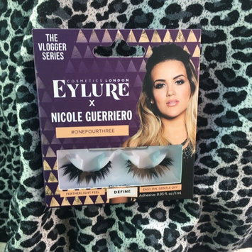 Photo of Eylure Luxe Faux Mink Gilded Lashes uploaded by Johanna V.