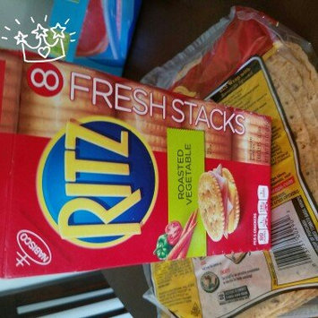 Photo of Nabisco RITZ Crackers Roasted Vegetable uploaded by Angel C.