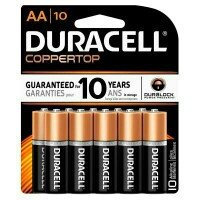 Duracell Coppertop AAA Batteries uploaded by Lara L.
