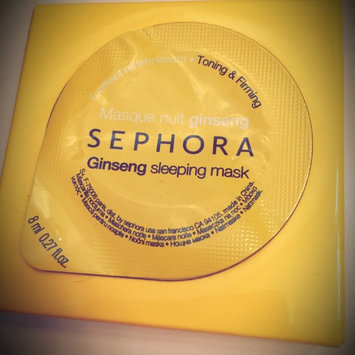 SEPHORA COLLECTION Sleeping Mask Ginseng 0.27 oz uploaded by Sofia T.