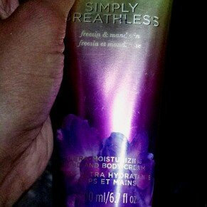 Photo of Victoria's Secret Simply Breathless Body Lotion uploaded by Andelys R.