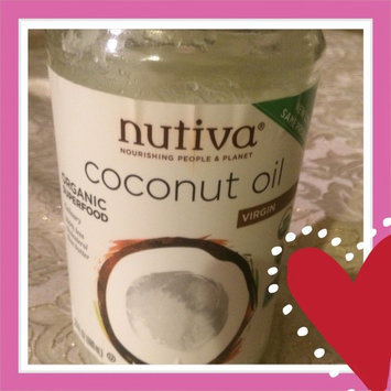 Nutiva Coconut Oil uploaded by Heather K.