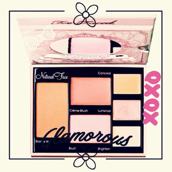 Too Faced Natural Face Natural Radiance Face Palette uploaded by Leticia C.