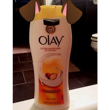 Photo of Olay Ultra Moisture Moisturizing Body Wash with Shea Butter 23.6 Oz uploaded by Becky S.