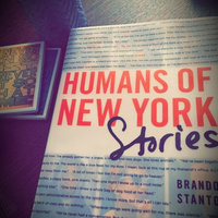 Humans of New York - Stories by Brandon Stanton (Hardcover) uploaded by Veronica Y.
