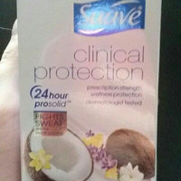 Suave Clinical Antiperspirant Deodorant uploaded by Rebeca T.