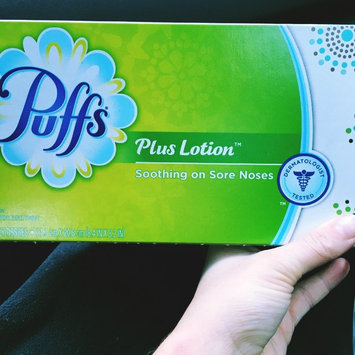 Photo of Puffs® Ultra Soft & Strong Facial Tissues uploaded by Cori M.