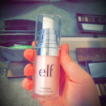 Photo of e.l.f. Cosmetics Poreless Face Primer uploaded by Abby M.