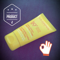 Clarins SPF 50+ Sunscreen For Face Wrinkle Control Cream uploaded by Jac L.