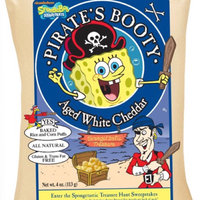 Pirate's Booty® Aged White Cheddar Rice and Corn Puffs uploaded by Alicia  S.