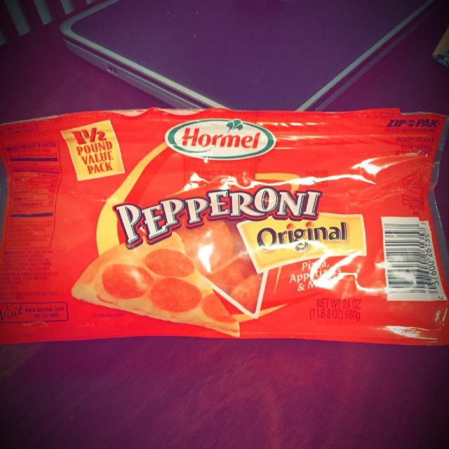 Hormel® Original Pepperoni