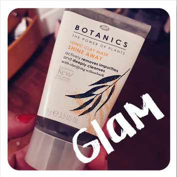 Boots Botanics Shine Away Ionic Clay Mask uploaded by Katelynn D.