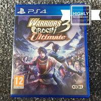 Tecmo Koei Warriors Orochi 3 Ultimate - PS4 uploaded by Emma R.