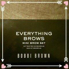 Photo of Bobbi Brown Long-Wear Brow Kit uploaded by Miranda L.
