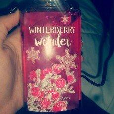 Photo of Bath & Body Works Winterberry Wonder Shower Gel uploaded by Giselle R.