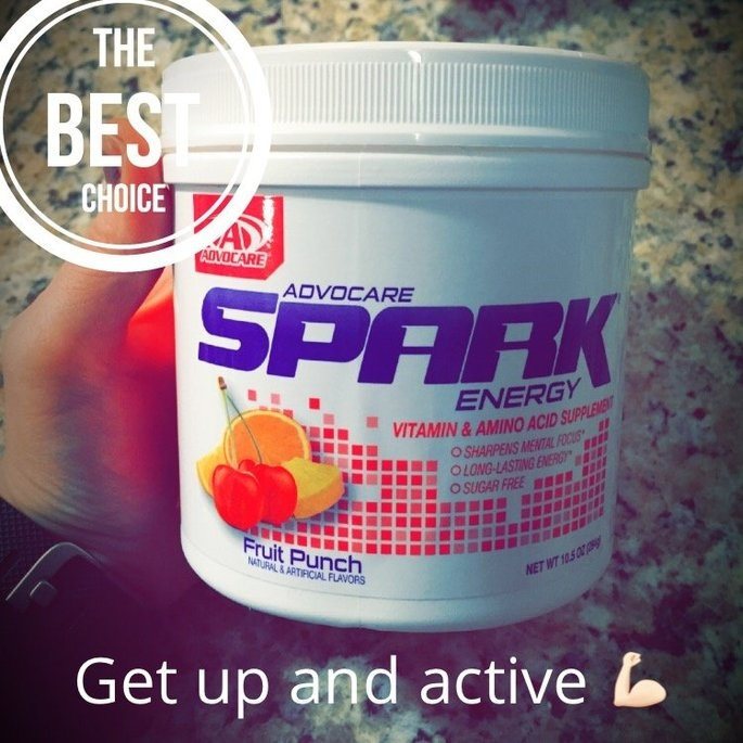 Advocare Spark Energy Drink uploaded by Kelli F.