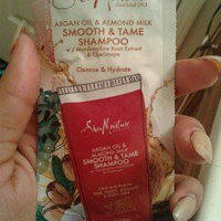 SheaMoisture Argan Oil & Almond Milk Smooth & Tame Shampoo uploaded by Kenni K.