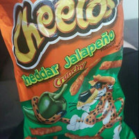 CHEETOS® Crunchy Cheddar Jalapeno Cheese Flavored Snacks uploaded by Alicia T.