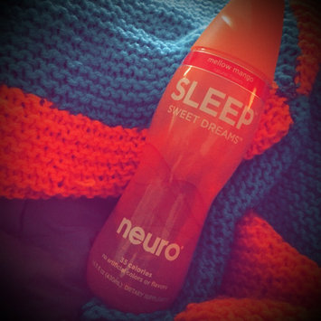Neuro Water Neuro Sleep - Mellow Mango 14.5oz uploaded by Lacey L.