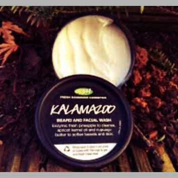 Photo of LUSH Kalamazoo Beard and Facial Wash uploaded by Camilla B.