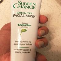 Sudden Change Green Tea Facial Mask uploaded by Susana V.